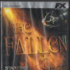 Videojuegos y Consolas: THE FALLEN. DISCO + MANAUL. VIDJUEG-067. Lote 48403393