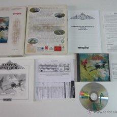 Videojuegos y Consolas: DAWN PATROL / JUEGO PC ORDENADOR / CAJA GRANDE CARTÓN / BIG BOX. Lote 48938266