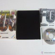 Videojuegos y Consolas: FIELDS OF GLORY / JUEGO PC ORDENADOR / CAJA GRANDE CARTÓN / BIG BOX. Lote 48938292