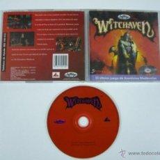 Videojuegos y Consolas: WITCHAVEN / JUEGO PC ORDENADOR . Lote 48938460