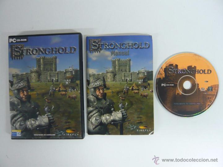 STRONGHOLD / JUEGO PC ORDENADOR (Juguetes - Videojuegos y Consolas - PC)