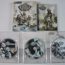 Videojuegos y Consolas: HIDDEN & DANGEROUS 2 / JUEGO PC ORDENADOR . Lote 48938760