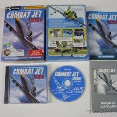 Videojuegos y Consolas: COMBAT JET TRAINER / JUEGO PC ORDENADOR . Lote 48938785