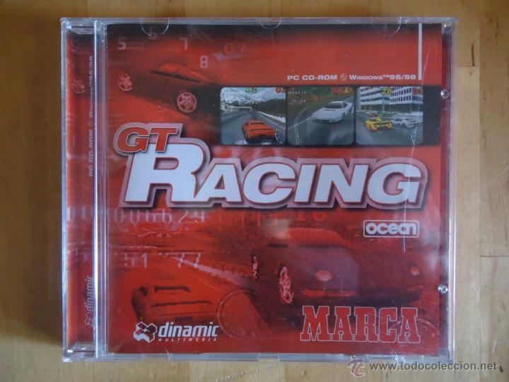 Juego Pc Gt Racing Simulador Carreras De Coches Comprar