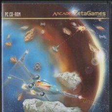 Videogiochi e Consoli: ASTEROIDS FIGHTER. VIDJUEG-90. Lote 49115075
