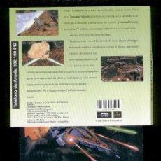 Videojuegos y Consolas: CD ROM PARA PC * TERMINAL VELOCITY * NAVES, ACCIÓN. Lote 49134131