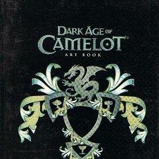 Videojuegos y Consolas: DARK AGE OF CAMELOT ART BOOK PC (4 DISCOS). Lote 49511235