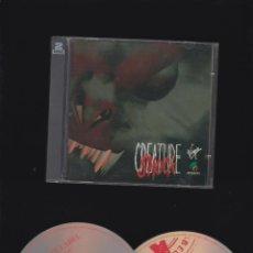 Videojuegos y Consolas: CREATURE SHOCK, 2 CDS ( JUEGO PARA PC ). Lote 49926484