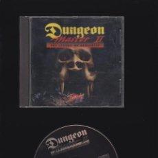 Videojuegos y Consolas: DUNGEON MASTER II 1 CDS ( JUEGO PARA PC ). Lote 49927197
