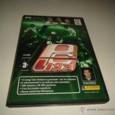 Videojuegos y Consolas: JUEGO PC CAJA-40 PC LIGA 2005 . Lote 49958394