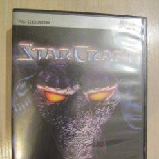 Videojuegos y Consolas: JUEGO PC STAR CRAFT. Lote 50064479