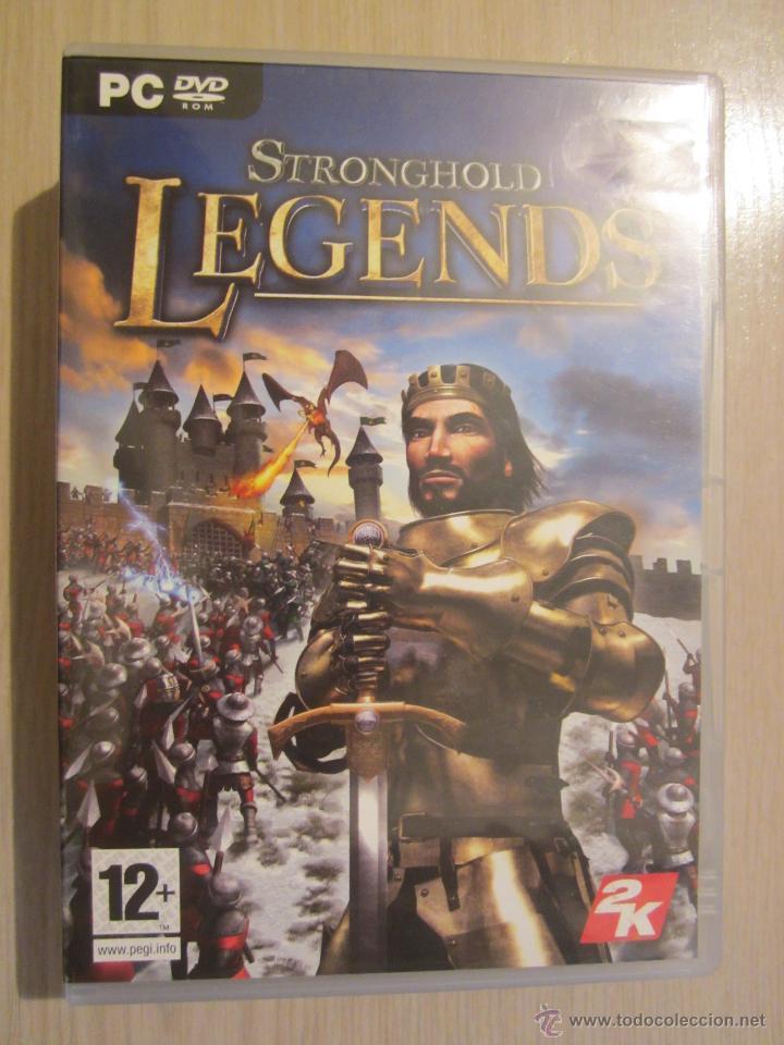 JUEGO PC STRONGHOLD LEGENDS (Juguetes - Videojuegos y Consolas - PC)