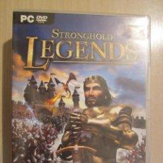 Videojuegos y Consolas: JUEGO PC STRONGHOLD LEGENDS. Lote 186042856