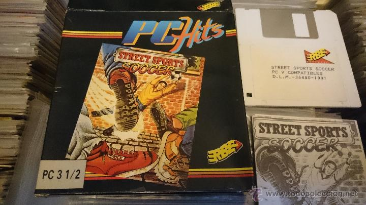 PC HITS STREET SPORTS JUEGO PC 3 1/2 ERBE (Juguetes - Videojuegos y Consolas - PC)