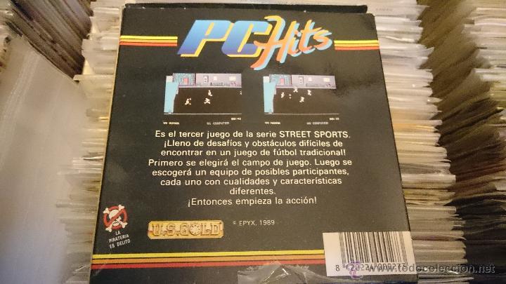 Videojuegos y Consolas: Pc Hits Street sports juego pc 3 1/2 Erbe - Foto 2 - 50191405