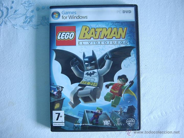 LEGO BATMAN. VIDEOJUEGO PARA PC (Juguetes - Videojuegos y Consolas - PC)