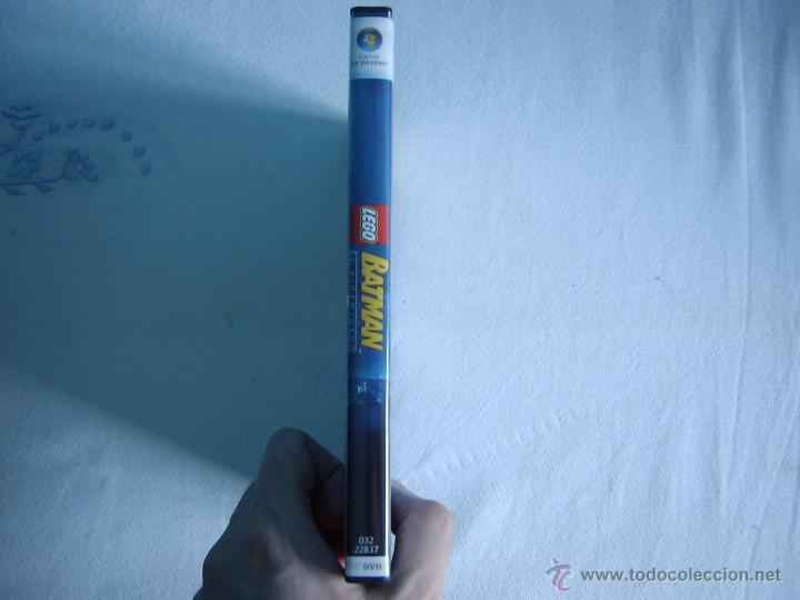 Videojuegos y Consolas: Lego Batman. Videojuego para PC - Foto 2 - 50273694