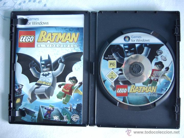 Videojuegos y Consolas: Lego Batman. Videojuego para PC - Foto 4 - 50273694