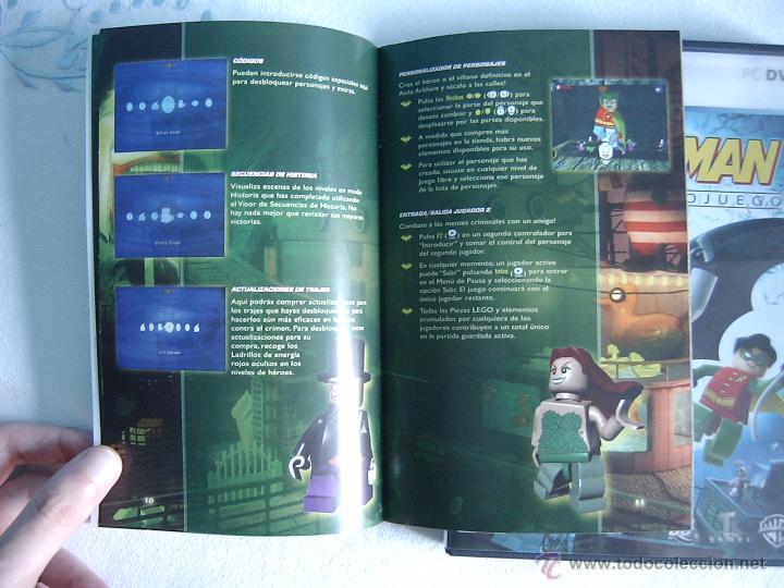 Videojuegos y Consolas: Lego Batman. Videojuego para PC - Foto 5 - 50273694