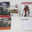Videojuegos y Consolas: BATTLE OF BRITAIN,DUNGEON KEEPER 2,CREATURES 2, MANUALE - ITALIANO. Lote 50536910