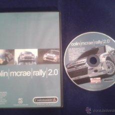 Videojuegos y Consolas: JUEGO PC COLIN MCRAE RALLY 2.0 CD ROM ESP R41. Lote 50619822