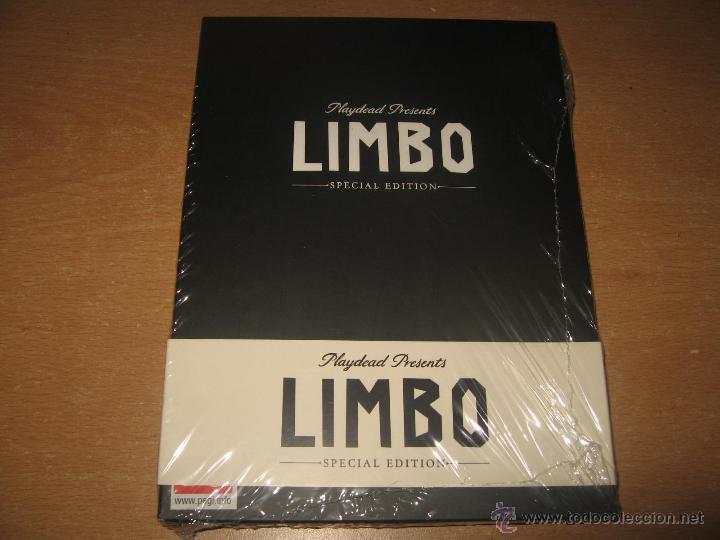 LIMBO SPECIAL EDITION BANDA SONORA + TARJETAS ARTE + GAFAS 3D PAL ESPAÑA PRECINTADO INDIE CULT GAME segunda mano