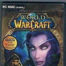 Videojuegos y Consolas: PC WORLD WAR CARFT. Lote 50660054