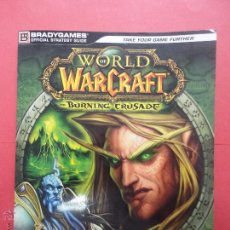 Videojuegos y Consolas: WORLD OF WARCRAFT. THE BURNING CRUSADE. Lote 50683682