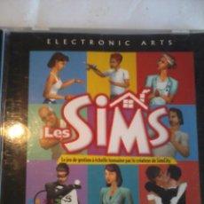 Videojuegos y Consolas: LES SIMS. ELECTRONIC ARTS.. Lote 50715666