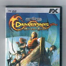 Videojuegos y Consolas: PC DRAKENSANG: RIVER OF TIME (THE DARK EYE) . Lote 50859050