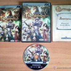 Videojuegos y Consolas: JUEGO PC 'DRAKENSANG, THE DARK EYE', TOTALMENTE EN CASTELLANO.. Lote 50868853