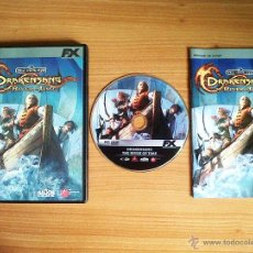 Videojuegos y Consolas: JUEGO PC 'DRAKENSANG, THE RIVER OF TIME', TOTALMENTE EN CASTELLANO.. Lote 50868993