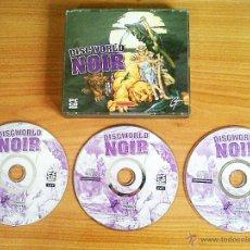 Videojuegos y Consolas: JUEGO PC 'DISCWORLD NOIR'.. Lote 50869196