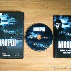 Videojuegos y Consolas: JUEGO PC 'NIKOPOL'.. Lote 50870374