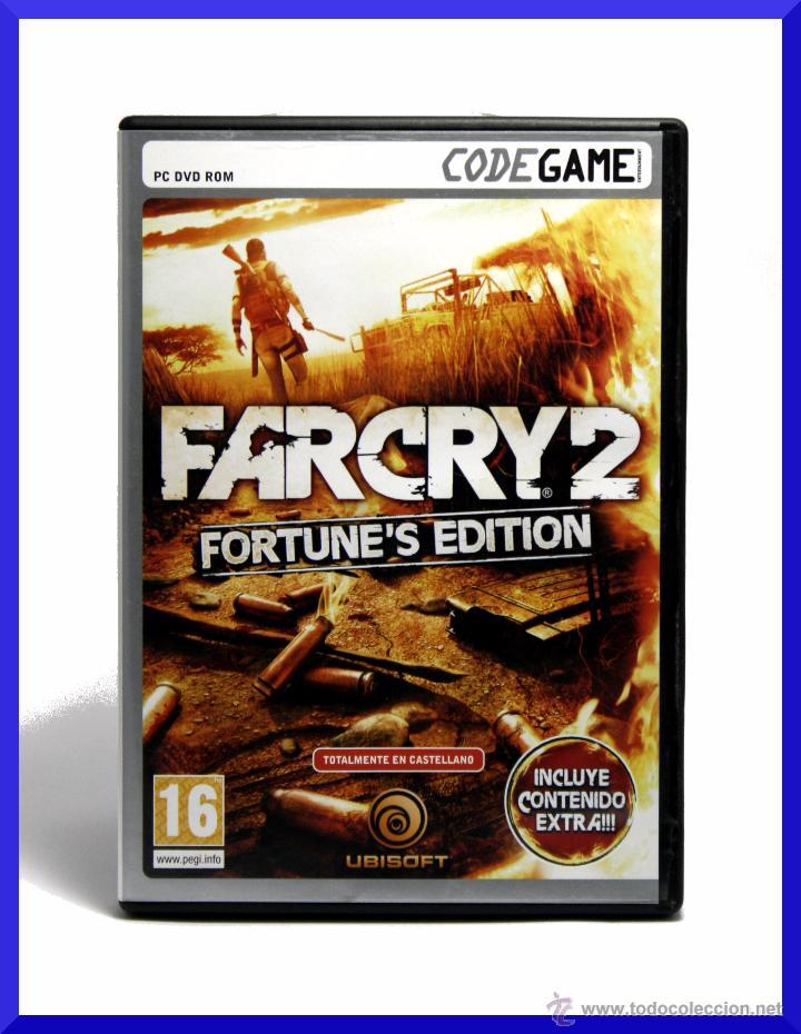 FARCRY 2 FORTUNES EDITION / JUEGO PARA PC / JUEGO EN CASTELLANO (Juguetes - Videojuegos y Consolas - PC)