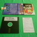Videojuegos y Consolas: TINTIN EN LA LUNA - IBM PC DISCO 5 1/4 - ERBE - INFOGRAMES - HERGE - 1988 ? - EDICION MUY DIFICIL. Lote 51376895