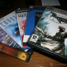 Videojuegos y Consolas: LOTE 2 JUEGOS PARA PC - CD-ROM / DVD - DAEMON VECTOR, CONQUEST FRONTIER WARS.. Lote 51406723
