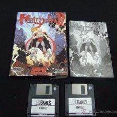 Videojuegos y Consolas: JUEGO PC - ORDENADOR - HEIMDALL 2 - CAR67. Lote 51439805