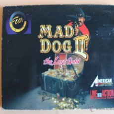 Videojuegos y Consolas: MAD DOG II THE LOST GOLD PC. Lote 51458353