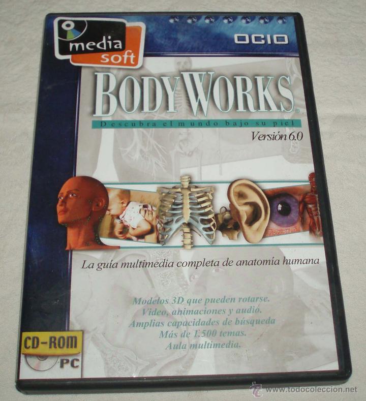 guia multimedia completa de anatomia humana bod - Comprar ...