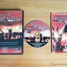Videojuegos y Consolas: JUEGO PC 'BATTLE REALMS'.. Lote 51615912