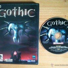 Videojuegos y Consolas: JUEGO PC 'GOTHIC'.. Lote 51625188