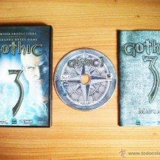 Videojuegos y Consolas: JUEGO PC 'GOTHIC 3', TOTALMENTE EN CASTELLANO.. Lote 51625354