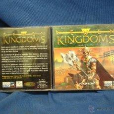 Videojuegos y Consolas: SEVEN KINGDOMS - PC CD-ROM. Lote 51653498