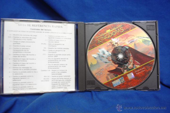 Videojuegos y Consolas: SEVEN KINGDOMS - PC CD-ROM - Foto 2 - 51653498
