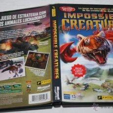 Videojuegos y Consolas - JUEGO PARA PC - IMPOSSIBLE CREATURES - 52014477