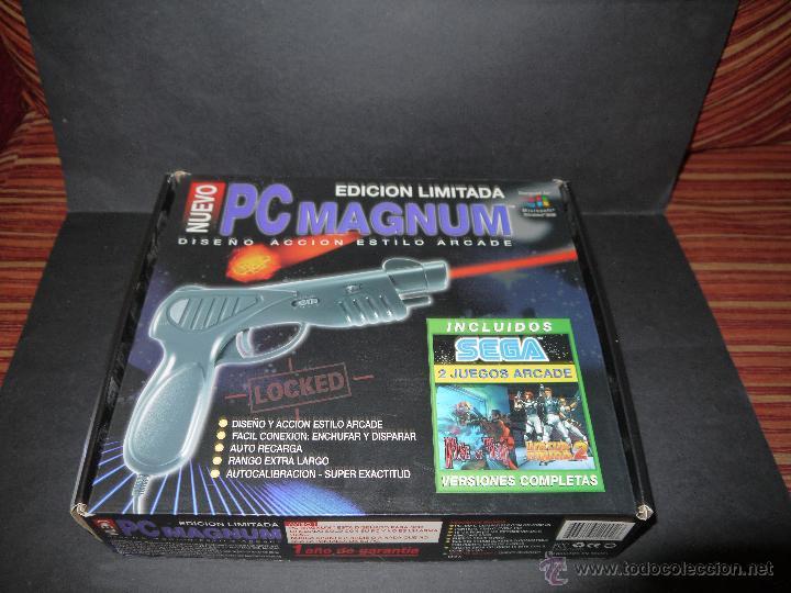Edicion Limitada Pc Magnum Incluye 2 Juegos Ar Comprar