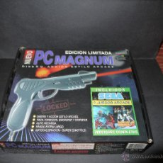 Videojuegos y Consolas: EDICION LIMITADA, PC MAGNUM INCLUYE 2 JUEGOS ARCADE SEGA, VERSIONES COMPLETAS,THE HOUSE OF THE DEADG. Lote 52165246