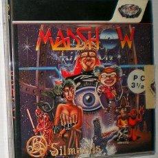 Videojuegos y Consolas: MAD SHOW [SILMARILS] 1988 PROEIN SOFT LINE [PC 3 1/2] AMSTRAD PC,IBM,PHILIPS. Lote 52318119