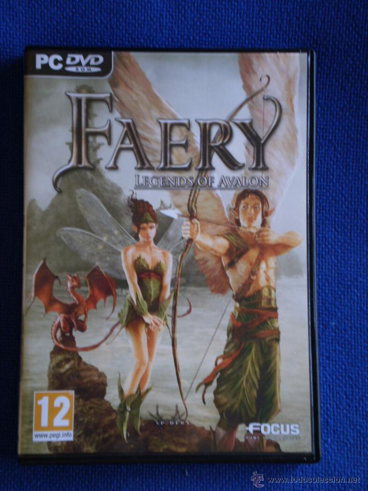 FAERY (Juguetes - Videojuegos y Consolas - PC)